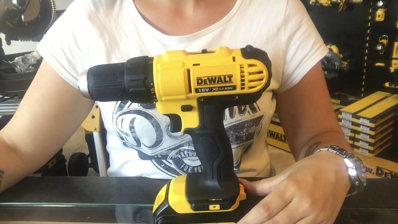 dewalt dcd771 - li ion drill driver - bare tool dewalt - dewalt