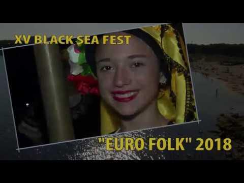 Black sea fest Euro Folk 2018 - (Promo)