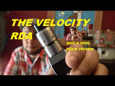 The Velocity RDA   Beard Vape Co #64