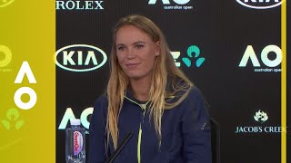 Caroline Wozniacki Pre-Tournament Press Conference | Australian Open 2018