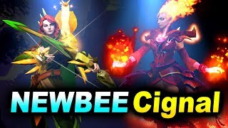 NEWBEE vs Cignal Ultra - Philippines vs China - WCG 2019 DOTA 2