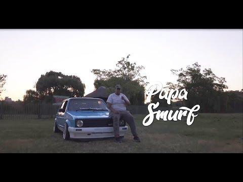 Static VW MK1 Citi Golf | Papa Smurf | 4K