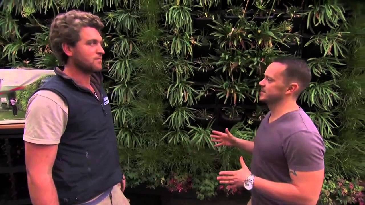 Vertical Garden & Green Wall System