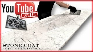 Epoxy Live: Art Resin and White Marble
