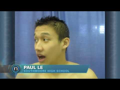 Varsity: Southmoore's Paul Le Wins Two State Championship Titles (2011-02-21)