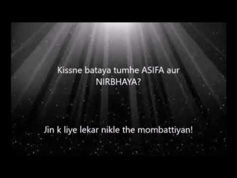 Reply to 'Baba bolta hain bas ho gaya' by Saahir (Sanju Movie) [Hindi rap]