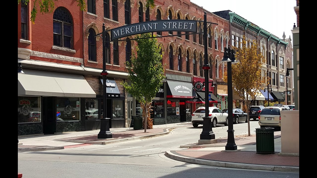 Decatur Downtown Streetscape Enhancement Project - YouTube