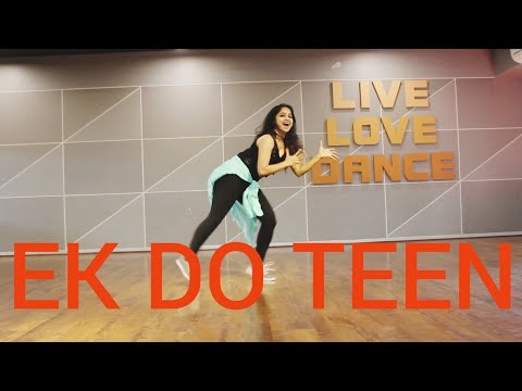 EK DO TEEN / BOLLYWOOD/ MADHURI/ RITU'S DANCE STUDIO SURAT.