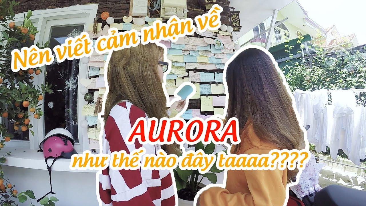 Homestay | REVIEW AURORA Đà Lạt – Nên viết cảm nhận như thế nào cho NGẦU đây??? – LTG