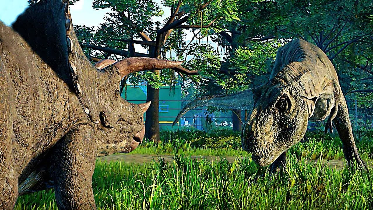 Jurassic World Evolution Release Date Outed - IGN