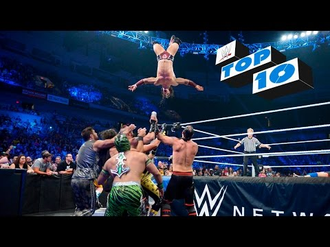 Top 10 SmackDown moments: WWE Top 10, Sept. 10, 2015