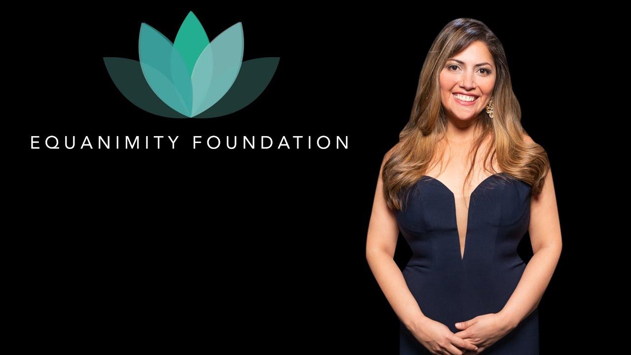 Karen Guevara, President, Equanimity Foundation - 2020 Hispanic Heritage Month Soirée