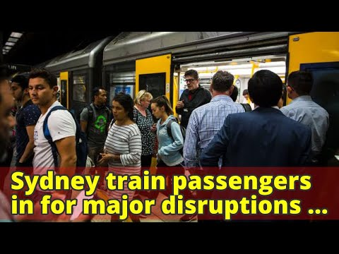 Sydney train passengers in for major disruptions as workers vote to strike