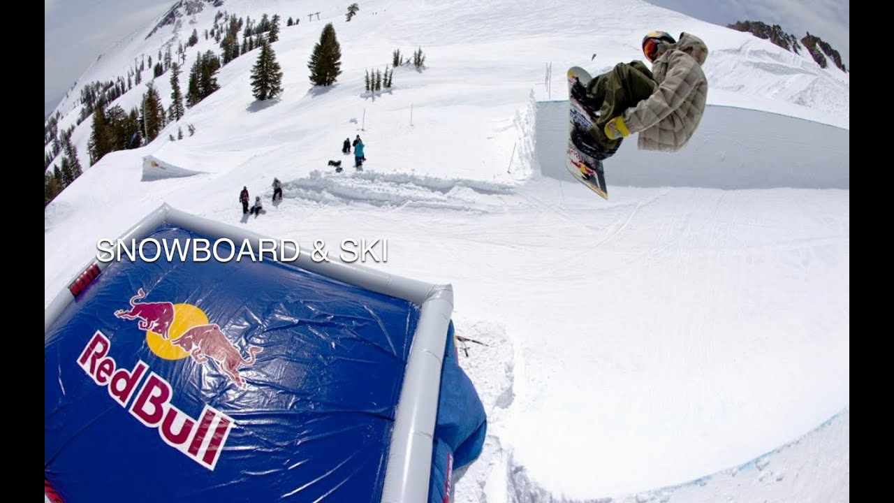 Bagjump Snowboard Ski Airbag