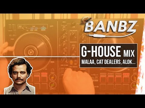 G-House Mix - Banbz Live DJ Set [Pioneer DDJ-RB] Malaa, Cat Dealers, Alok, Tiesto [...]
