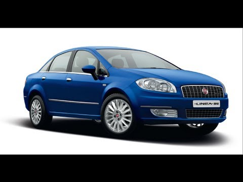Fiat Linea 2012 New Model Detailed Interior and Exterior Walk Around Review
