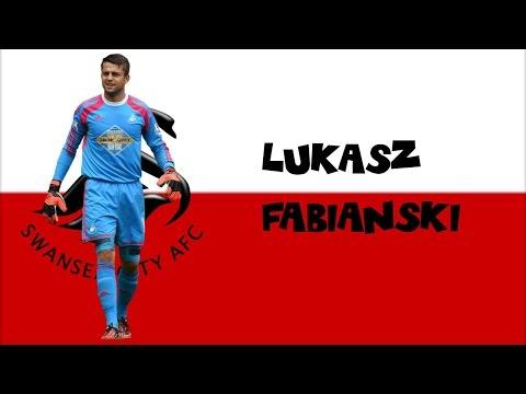 Łukasz Fabiański   Swansea City   Interventions