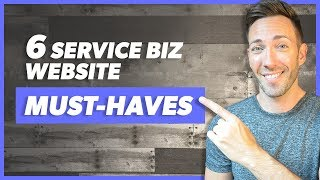 Service Business Website Must-Haves