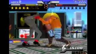 Fighter Destiny 2 (Nintendo64)