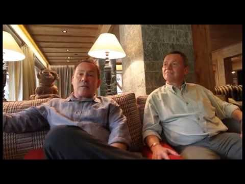 """UB40 Interview in Les Gets - """"We are not a karaoke version, Ali is"""""""