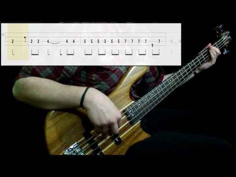 Toto  Hold The Line Bass  Play Along Tabs In