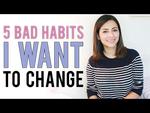 5 BAD HABITS I WANT TO CHANGE TO BE A HAPPIER MUM  Mindful Motherhood  Ysis Lorenna