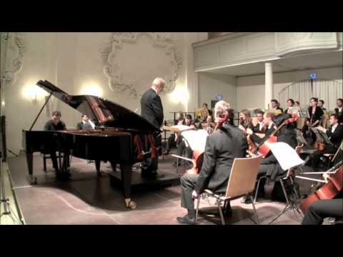 Sergey Koudriakov - Beethoven Piano Concerto no.1