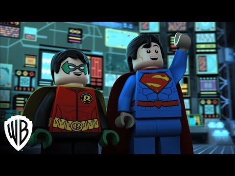 Trailer - LEGO DC Comics Super Heroes - Justice League: Gotham City Breakout