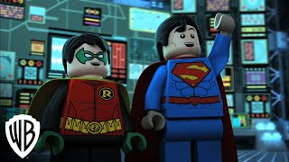 Trailer - LEGO DC Comics Super Heroes - Justice League: Gotham City Breakout