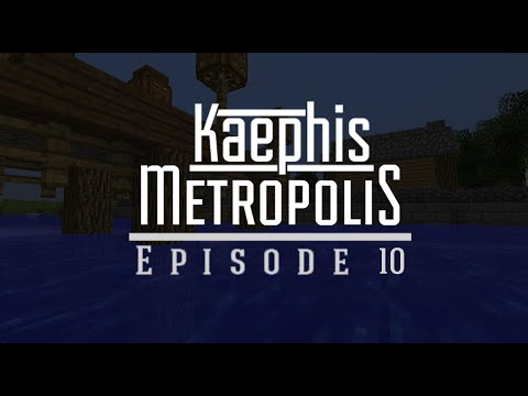 Metropolis - Episode 10 - Expanding