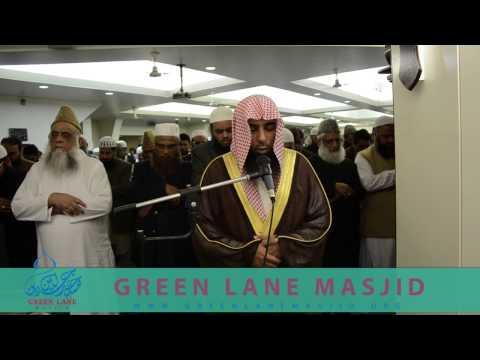 Maghrib Prayer - Sheikh Salah Al-Budair @ Green Lane Masjid, UK