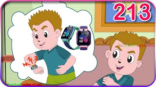 Seri Diva | Eps 213 Tomi Ingin Watch Phone | Diva The Series Official