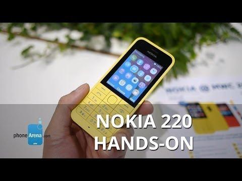 Мобильный телефон Nokia 220 Dual Sim Black (A00017587) - 3D-обзор .