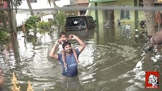 Rescue operation in Flood by Mr.C.Sylendra Babu(ADGP) | Chennai flood