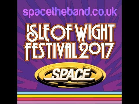 Space - isle of wight festival 2017 ( FULL SET ) .