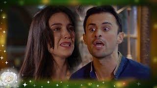 La rosa de Guadalupe: Josefina sufre los celos de David   Por amor a él