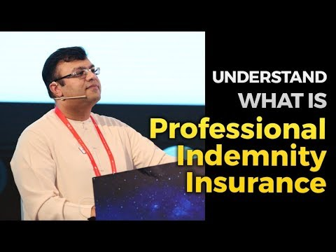 Understand What Is Professional Indemnity Insurance: Watch This Before You Buy! | Dr Sanjay Tolani