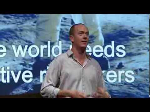 Let kids take risks: Griffin Longley at TEDxPerth