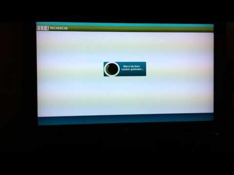 Widgets m@ TV sur Bbox