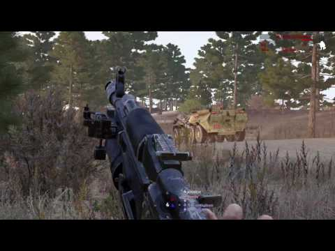 Fire and Maneuver Arcomm Arma 3
