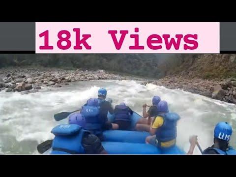 India | White River Rafting in Rishikesh | #April2019 Adventure Trip