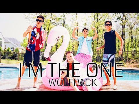 """I'M THE ONE"" DJ Khaled ft. Justin Bieber, Chance the Rapper Dance 