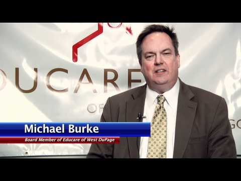 Interview with Mike Burke - Ounce of Prevention's Bounce Learning Network - Educare of West DuPage