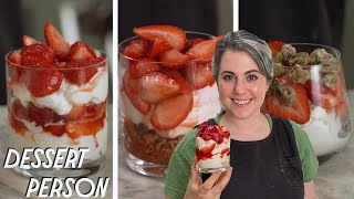 3 Easy Strawberry Dessert Recipes  Dessert Person