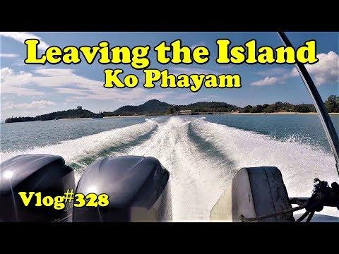 Leaving The Island of Ko Phayam