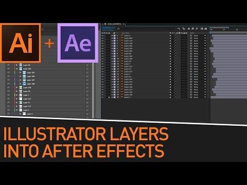 Preparing Illustrator Layers
