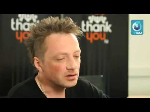 Глеб Самойлов (The Matrixx ex Агата Кристи) - Дневники TVJAM, пресс конференция, 28.09.2011