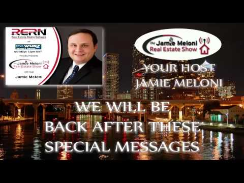 The Jamie Meloni Real Estate Show November 10th, 2014
