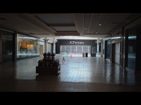 DEAD MALL SERIES : Granite Run Mall : Media, Pennsylvania (DEMOLISHED)