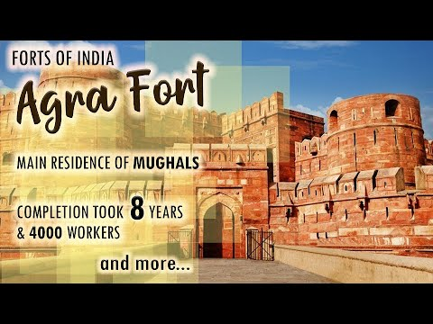 Forts Of India - Agra Fort - Ep # 15